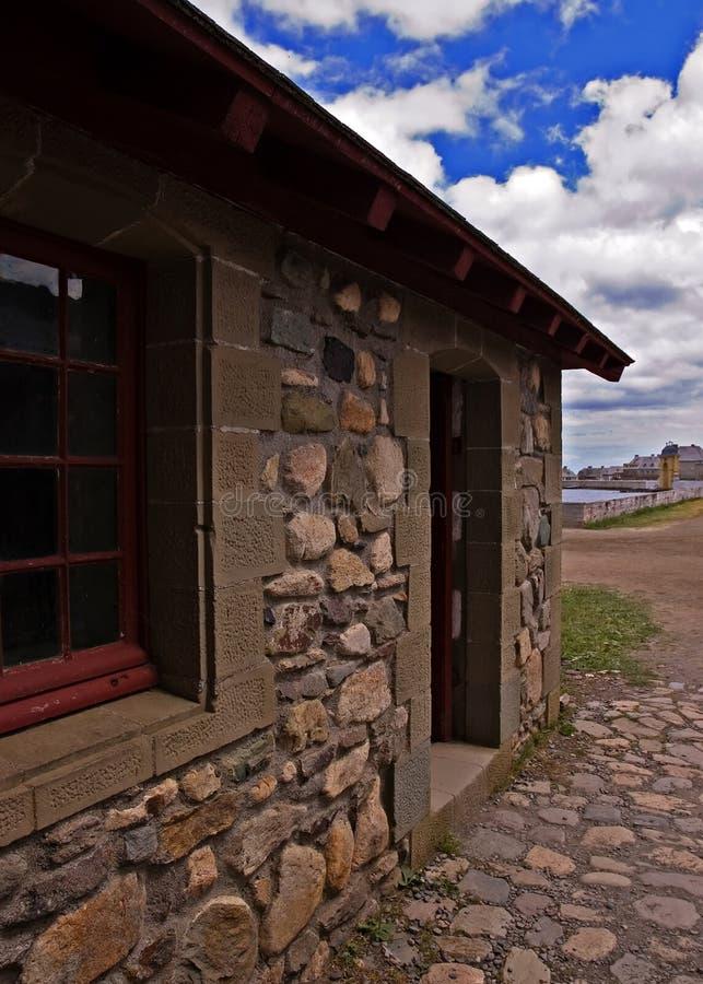 Louisbourg photo libre de droits