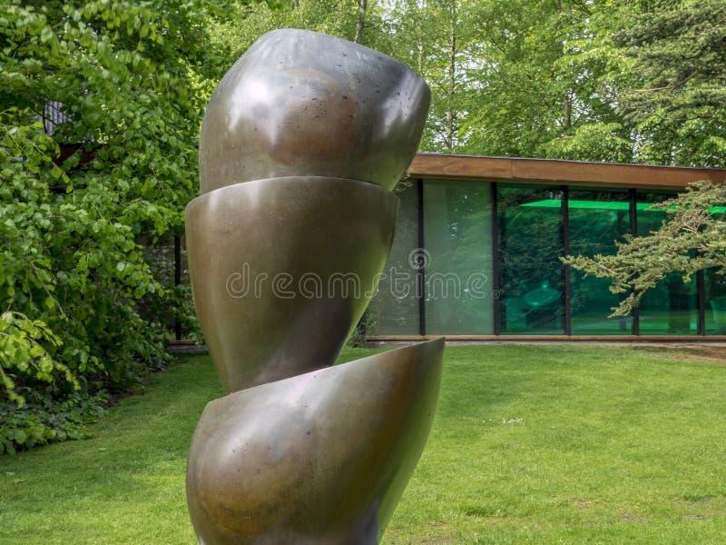 Louisiana Museum of Modern Art Denmark stock images