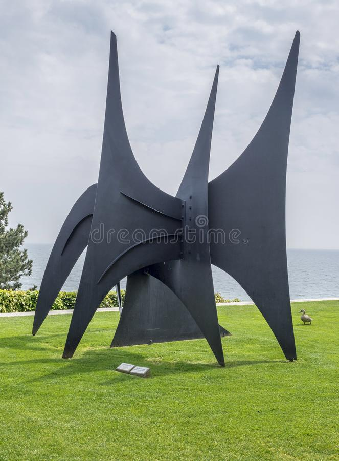 Louisiana Museum of Modern Art Denmark stock image
