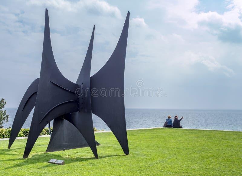 Louisiana Museum of Modern Art Denmark stock photos