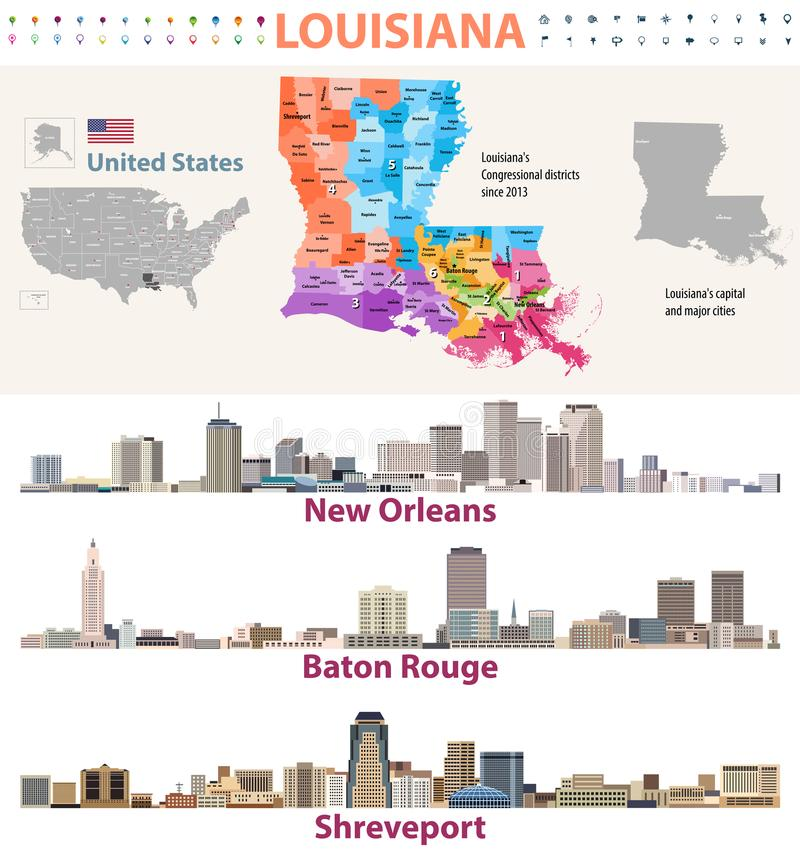 Louisiana Cities Stock Illustrations 91 Louisiana Cities Stock Illustrations Vectors Clipart Dreamstime