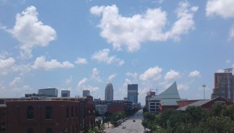 Louisville Kentucky lizenzfreies stockbild