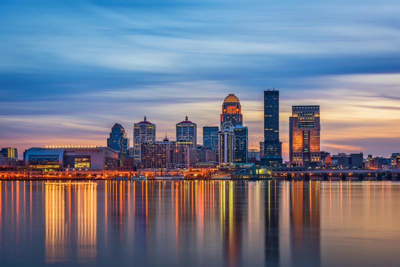Louisville, Kentucky, USA royalty free stock photography