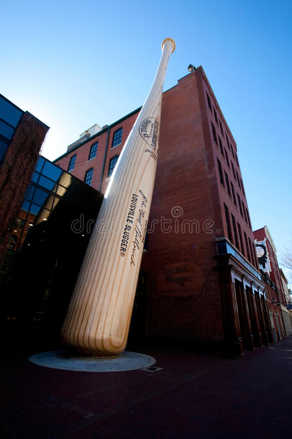 Louisville Slugger royalty free stock photography