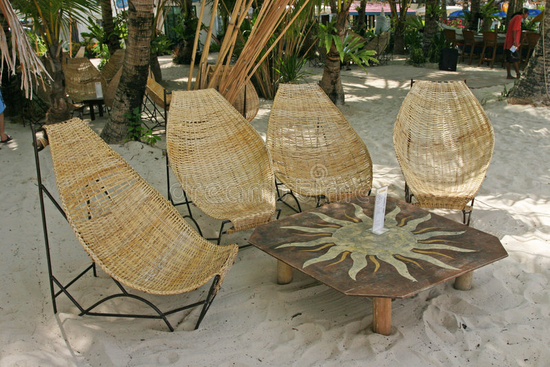 Download Lounge around stock photo. Image of four, beach, shadow - 466740