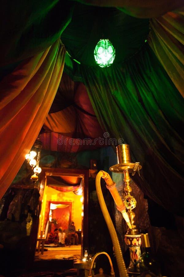 Download Lounge bar hookah stock image. Image of night, table - 23747645