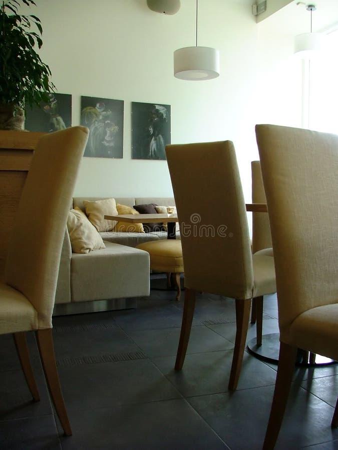 Lounge interior stock photos