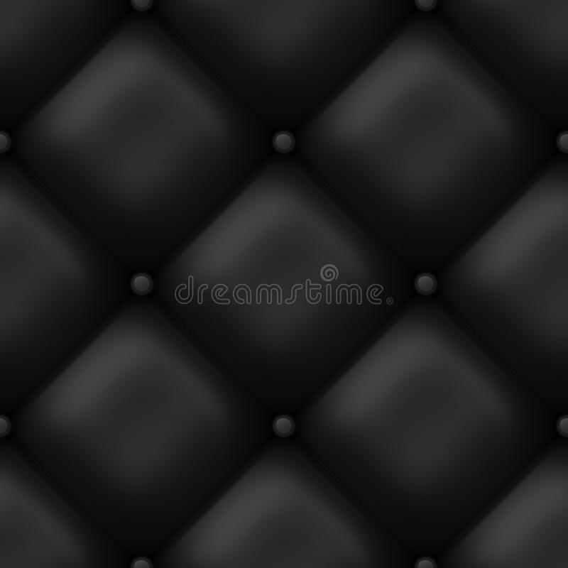 Download Lounge Leather Pattern stock illustration. Image of luxury - 10776890