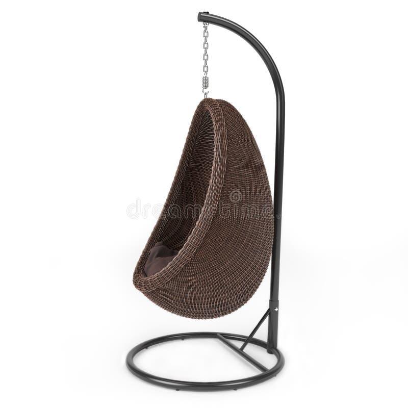 Download Lounge nowoczesne krzesło obraz stock. Obraz złożonej z meble - 53781481