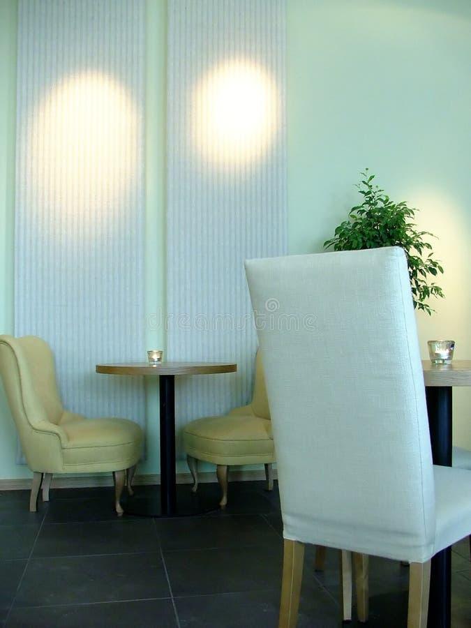 Lounge Wewnętrznego Obrazy Royalty Free