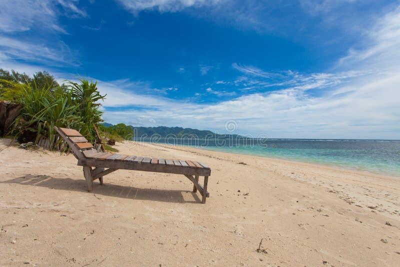 Download Praia só foto de stock. Imagem de furniture, calmo, nave - 29831638