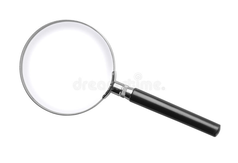 Loupe images stock