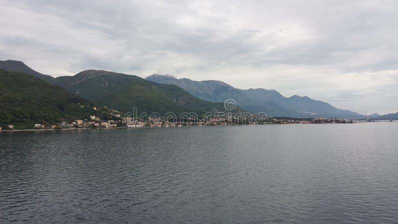 Louro de Kotor, Montenegro imagens de stock royalty free
