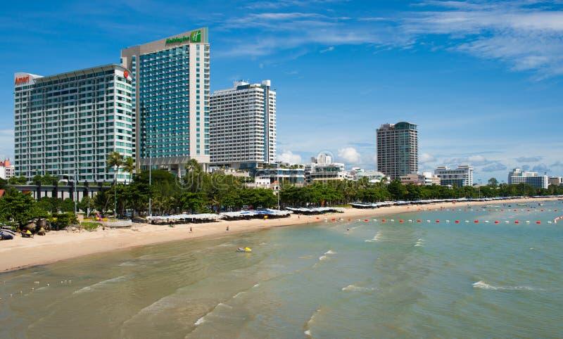 Louro de Pattaya fotografia de stock