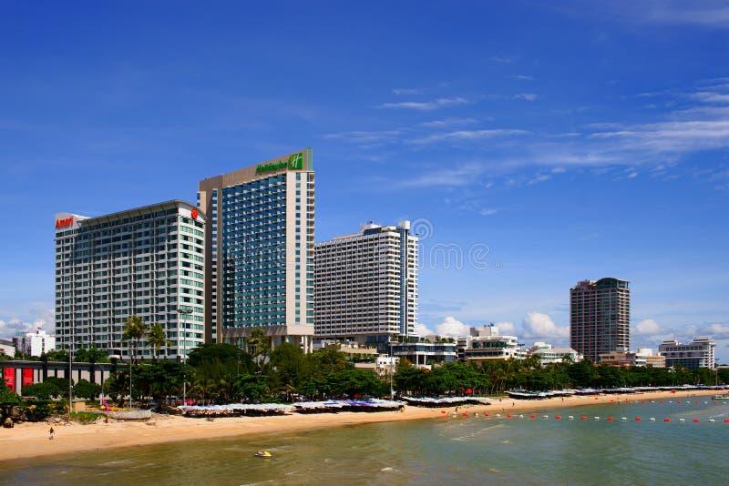 Louro de Pattaya foto de stock royalty free