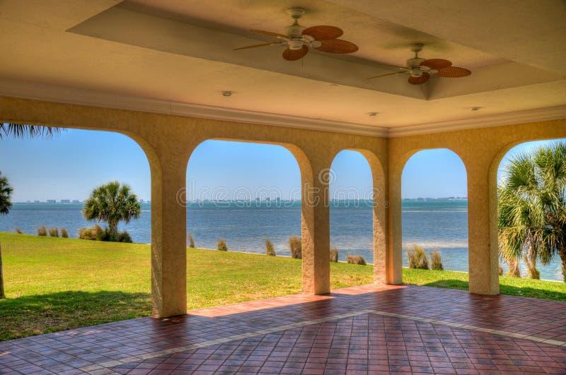 Louro de Sarasota da mansão de Crosley fotos de stock royalty free