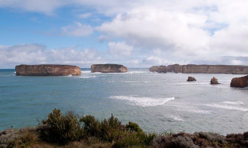 Louro do parque litoral dos consoles fotografia de stock