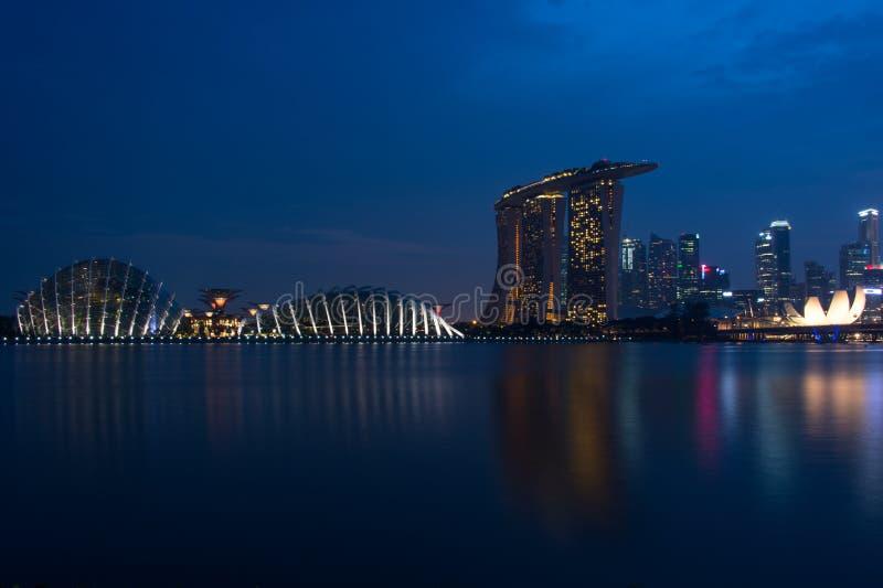 Download Louro Singapore do porto imagem de stock editorial. Imagem de jardim - 26512804