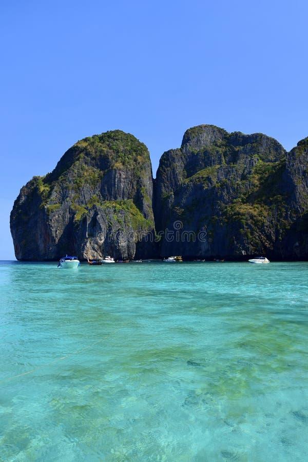 Louro Tailândia do Maya fotografia de stock