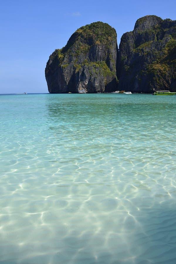 Louro Tailândia do Maya fotos de stock royalty free