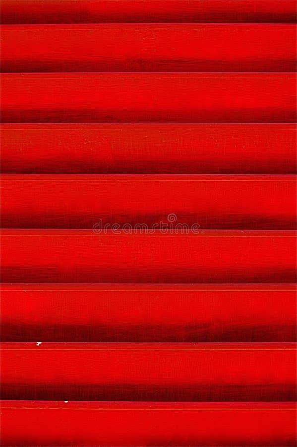 Louvered shutter stock photo