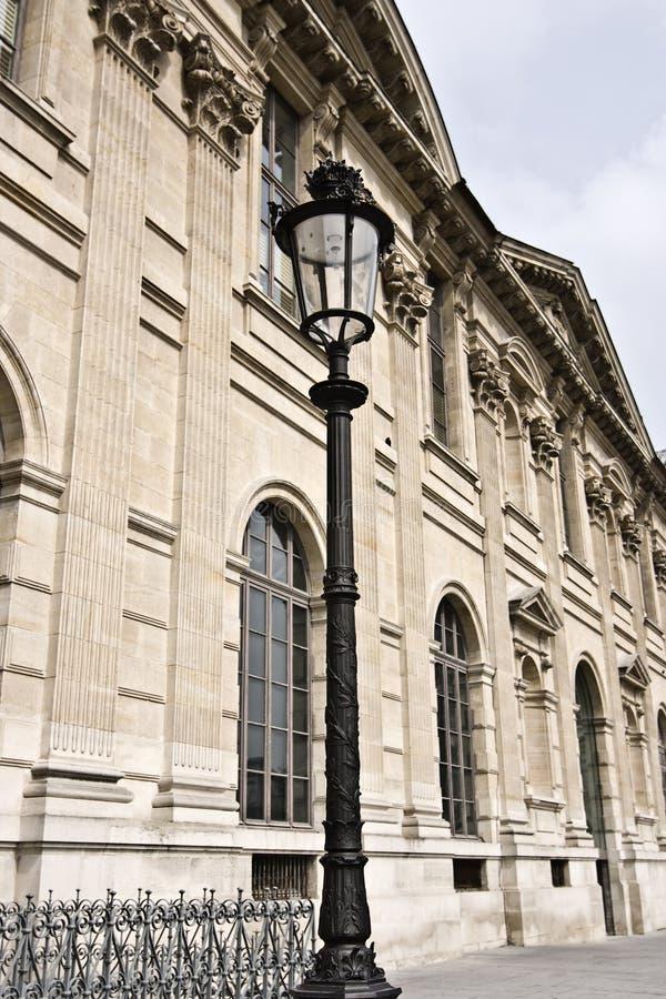 Louvre Paris Stock Image