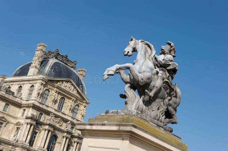 Download Louvre stock photo. Image of historical, culture, arch - 20611672