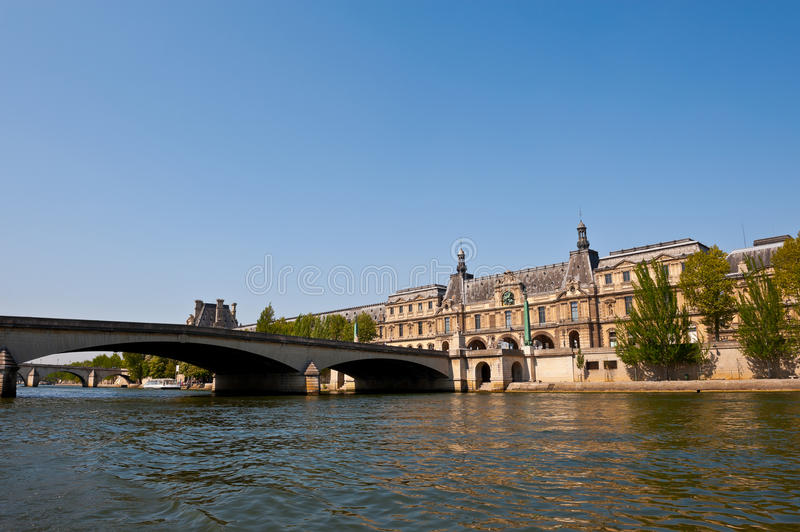 Download Louvre stock photo. Image of city, capital, lamp, glass - 25617268