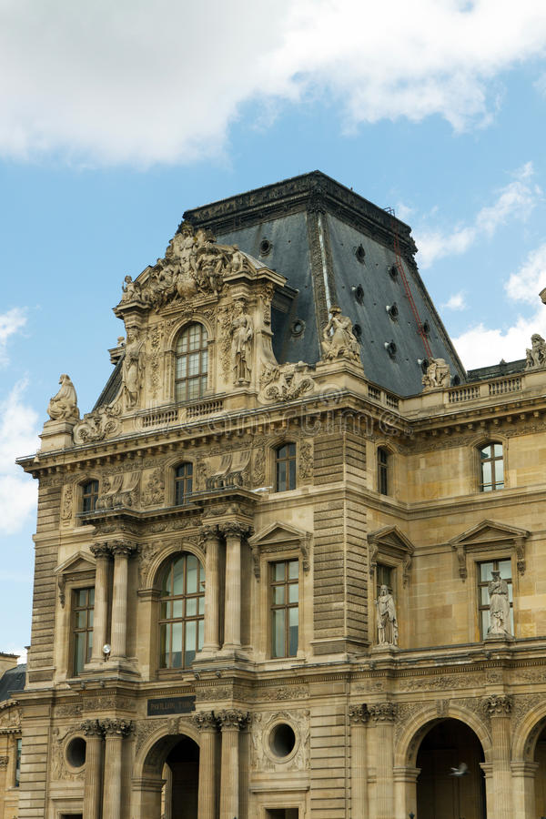 Download The Louvre stock photo. Image of europe, space, architecture - 26920400