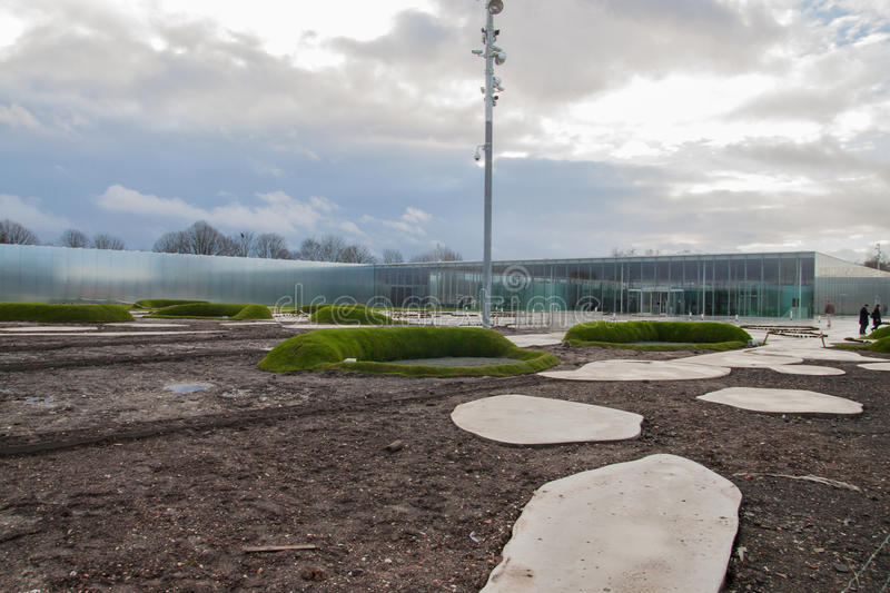 Download The Louvre Lens, North Of France Stock Image - Image: 29076765