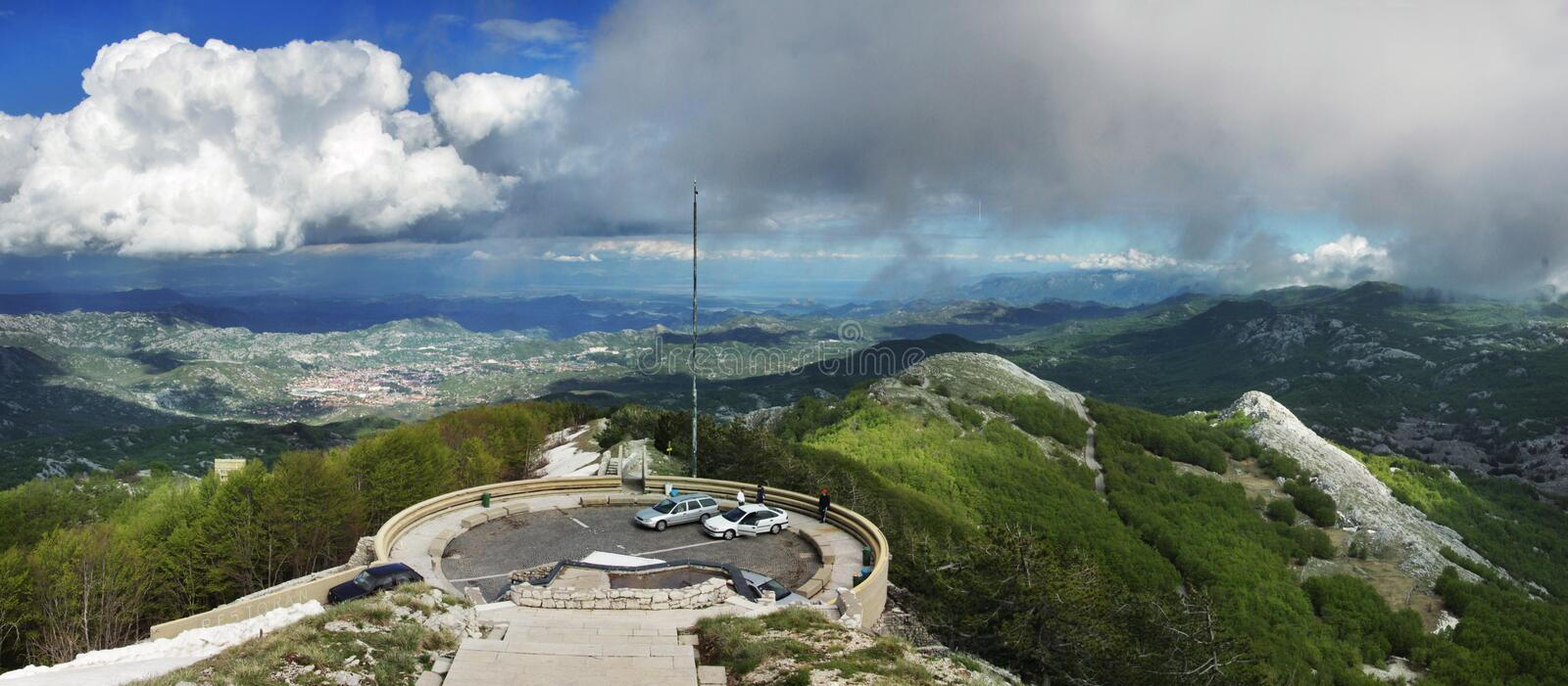 Download Lovcen Mountain, Montenegro Stock Photo - Image of history, climbing: 17246396