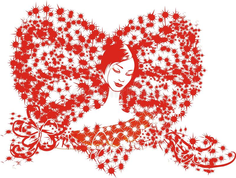 Download Love stock illustration. Illustration of hope, infatuation - 10490220