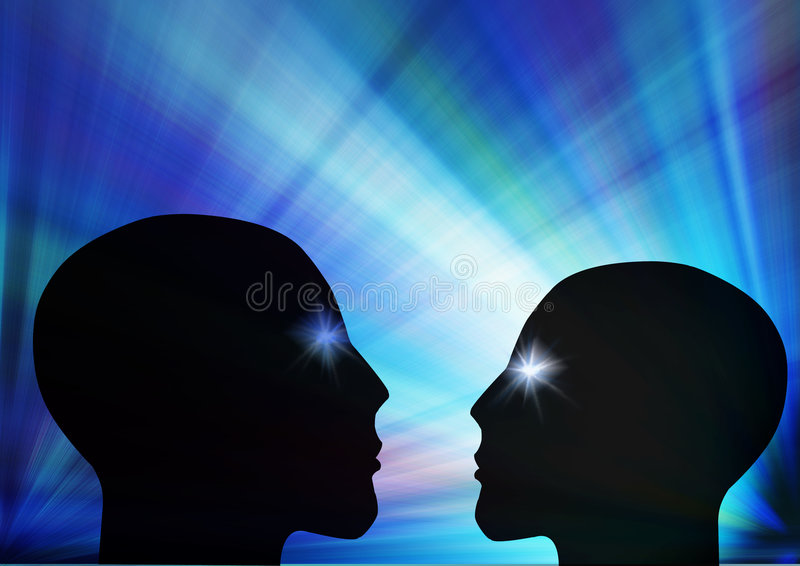 Download In love stock illustration. Image of creature, fantasy - 1059308