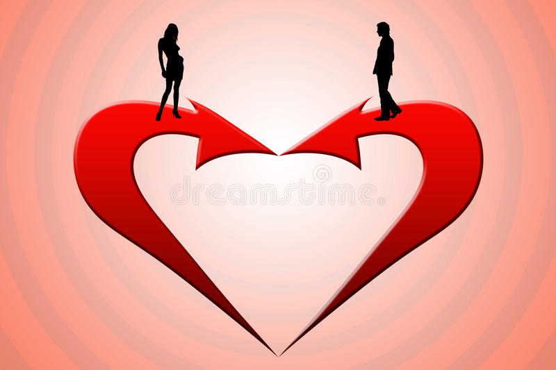 It is love... royalty free stock photography