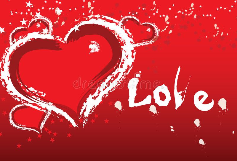 Download Love stock vector. Image of heart, passion, break, emotion - 1681523