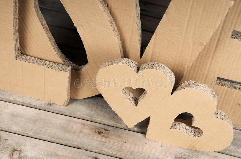 Download Love stock photo. Image of corrugated, single, letter - 22987012