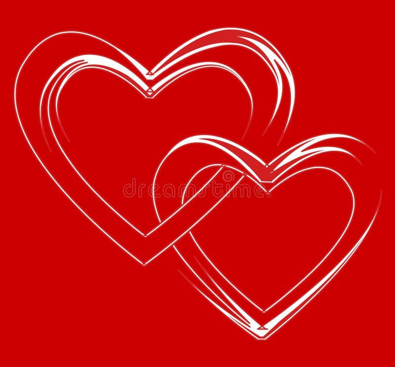 Love stock illustration