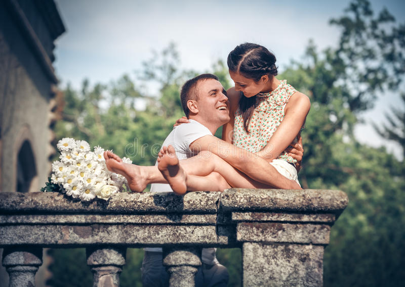 Download Love And Affection Between A Couple Stock Photo - Image: 32749012