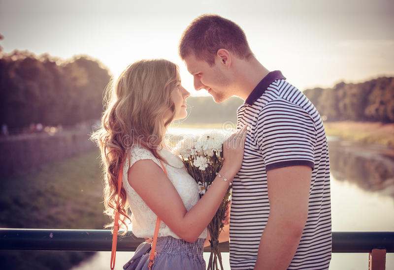 Download Love And Affection Between A Couple Stock Image - Image: 33432883