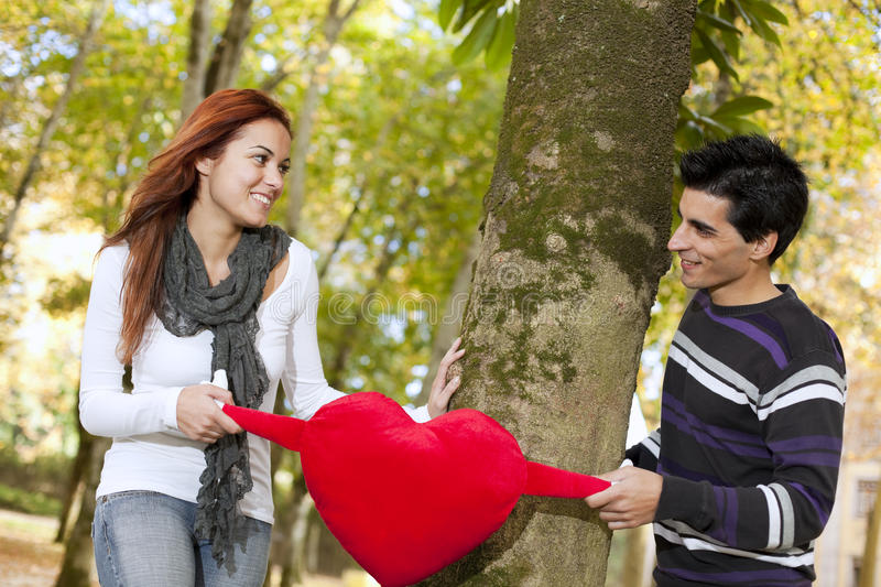 Download Love And Affection Between A Young Couple Stock Photo - Image: 17948322