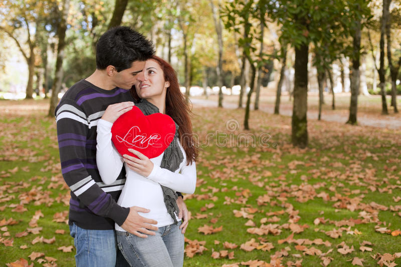 Download Love And Affection Between A Young Couple Stock Image - Image: 17948331