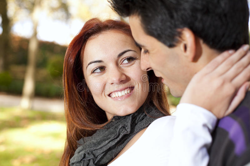 Download Love And Affection Between A Young Couple Stock Photo - Image: 18943402