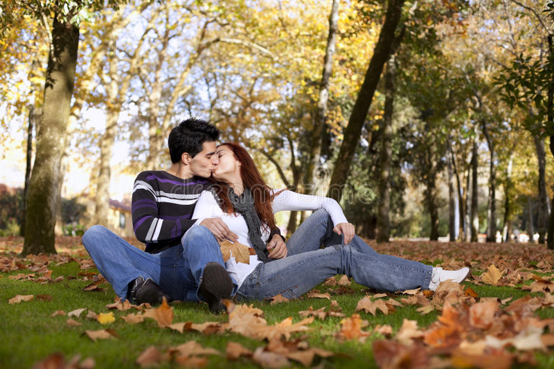 Download Love And Affection Between A Young Couple Stock Image - Image: 18943419