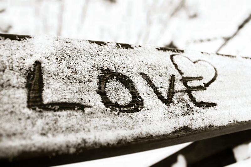 Love in the air royalty free stock photos