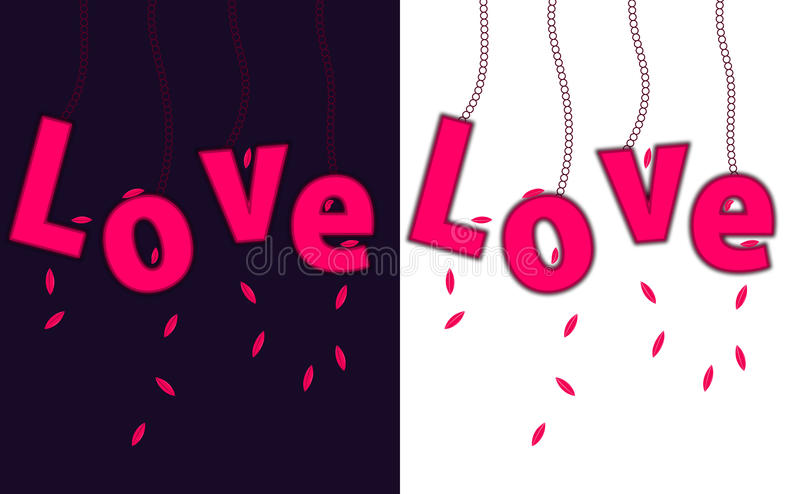 Love Is In The Air Concept Royalty Free Stock Photo