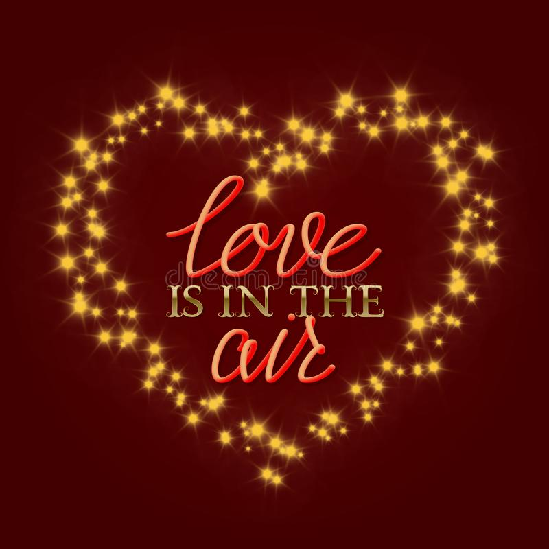love is in the air stream
