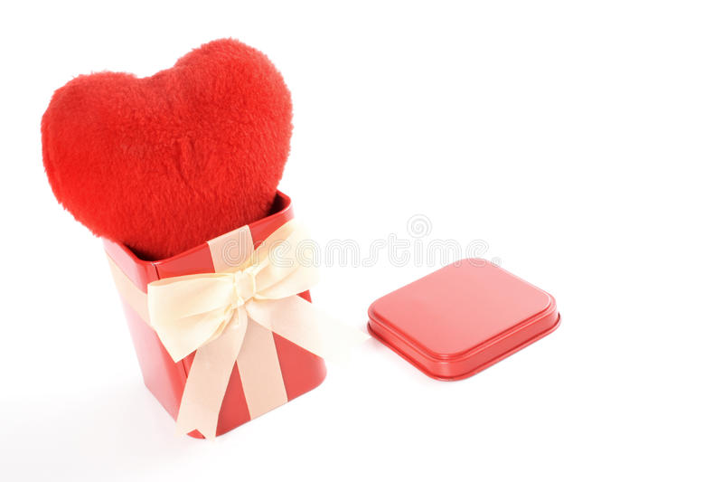 Download Love all red stock image. Image of container, lace, surprise - 38602327