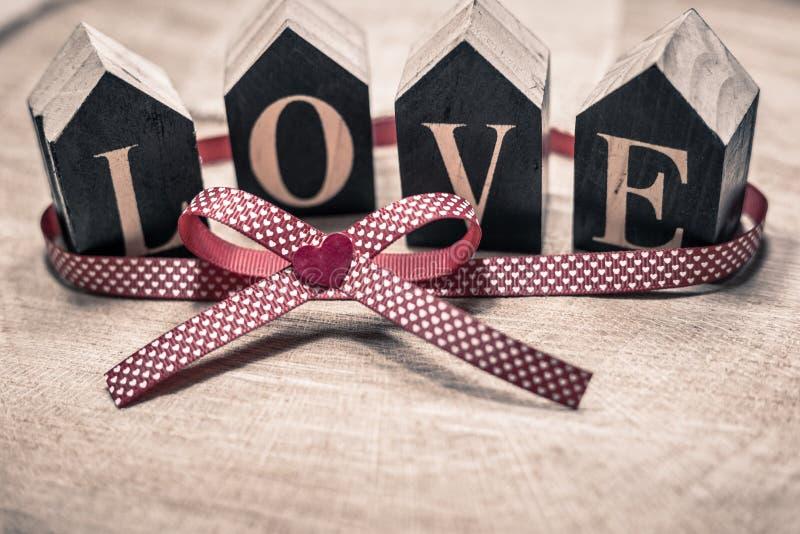 Love as a gift royalty free stock photos