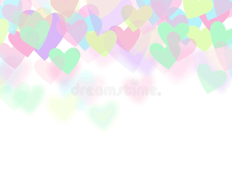 Download Love background stock illustration. Illustration of wallpaper - 22675251