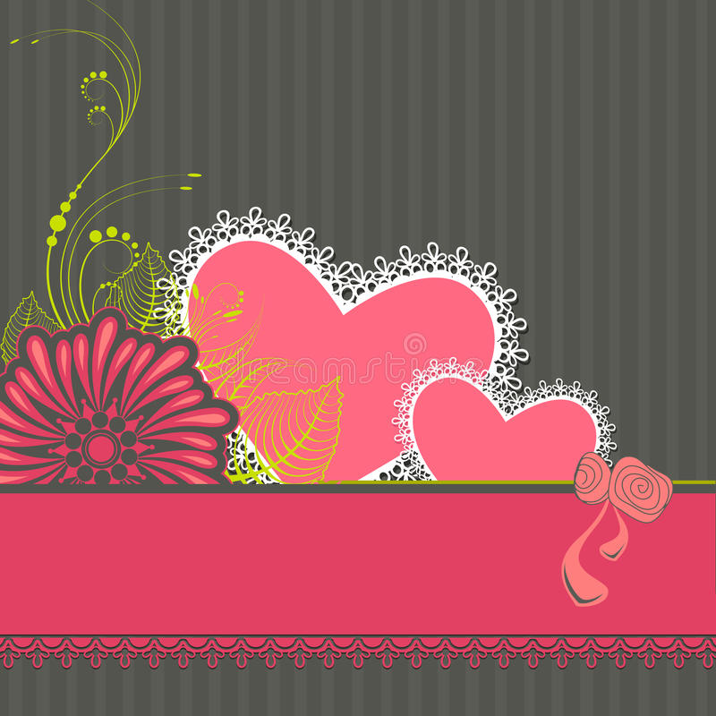Love Background vector illustration